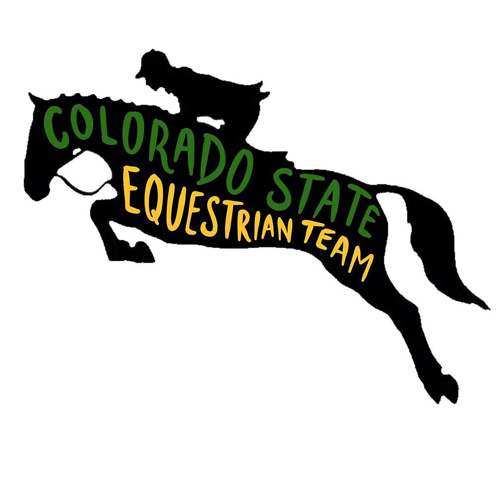 Colorado State Equestrian by Nikki Falkenberg