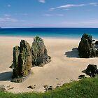 Sea Stacks, North Tolsta, Isle of Lewis by SunriseRose