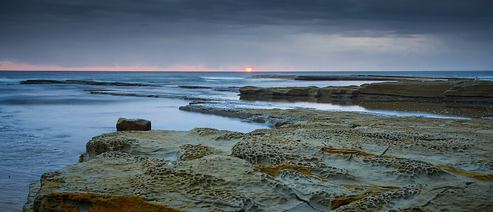 Sunrise at the Skillion by markhgphoto