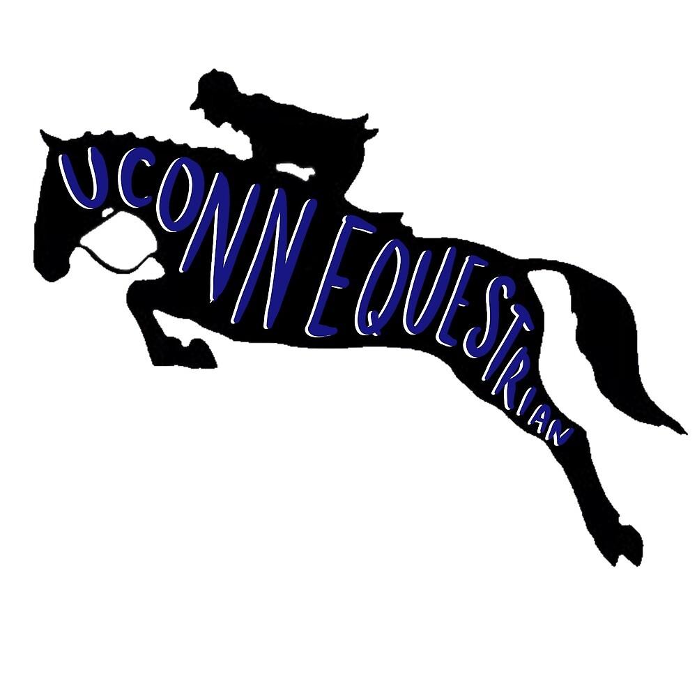 UCON Equestrian Team by Nikki Falkenberg