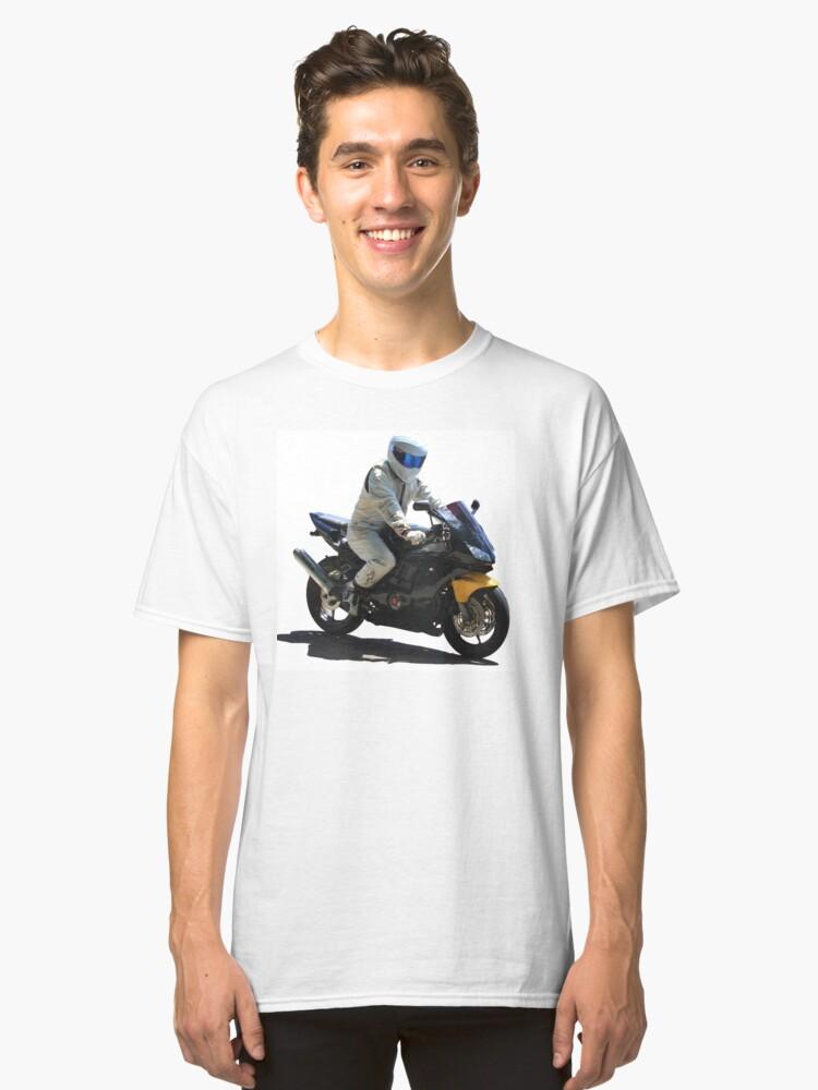Stig.  Classic T-Shirt Front