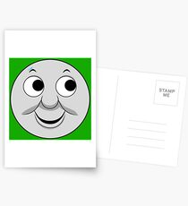 Percy (cheeky face) Postcards