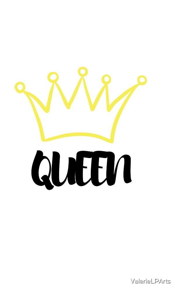 Queen  by ValerieLPArts