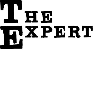 The Expert Gift specialist authority pundit skillful skilled adept accomplished talented experienced by Ultraleanbody