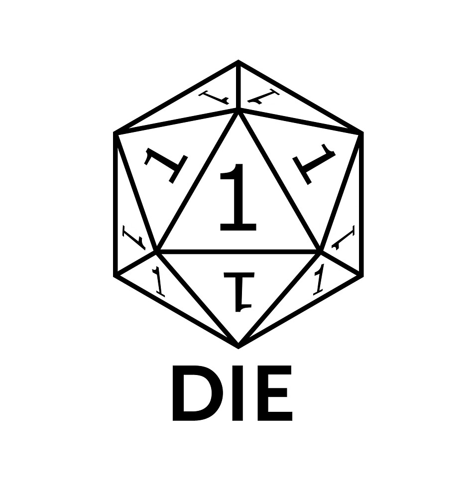 20 Sided Die - Light by Orain