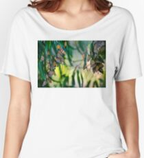 Elegant Blossoms Women's Relaxed Fit T-Shirt