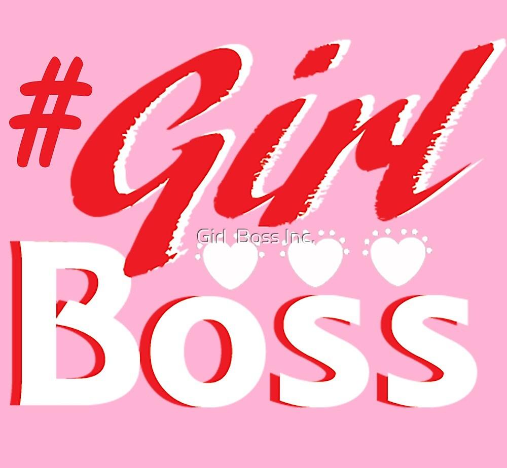 Girl Boss Logo by Girl  Boss Inc.