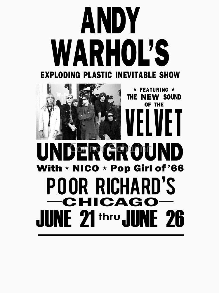 Andy Warhol's Velvet Underground by whermansehr