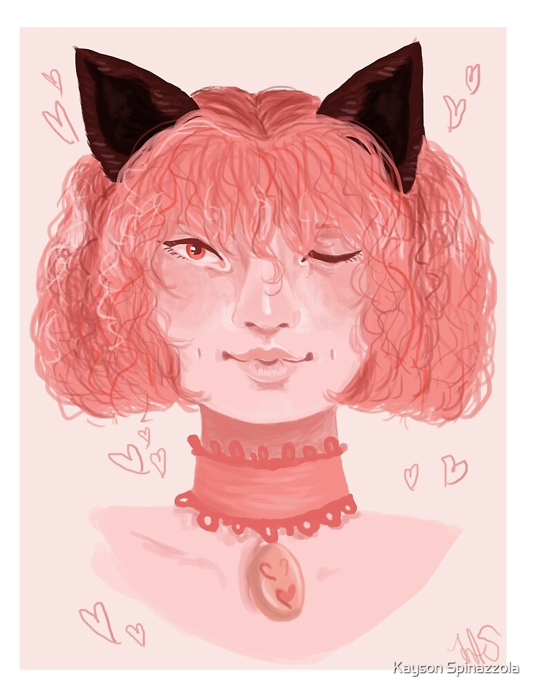 Cat's Meow by Kayson Spinazzola