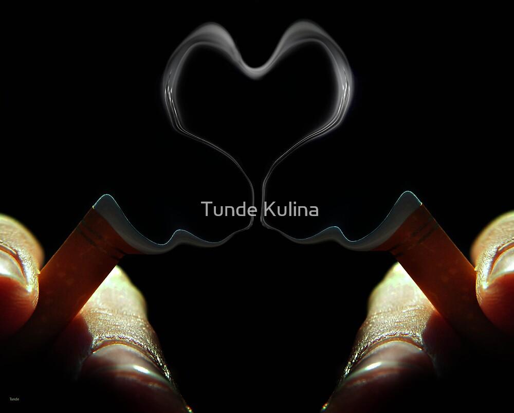 Fustos uzenet by Tunde Kulina