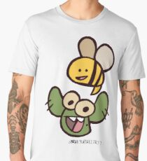Bee Cactus! Men's Premium T-Shirt