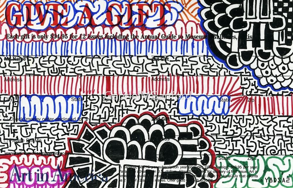 subscription card art #221 by GabrielMSanford