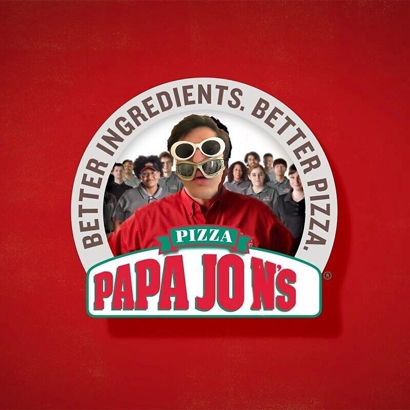 Papa Jon by JonathanThomas