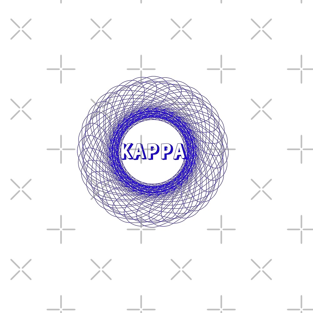 Kappa Spirals by pccleary