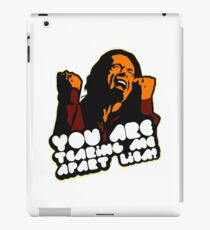 tommy wiseau iPad Case/Skin