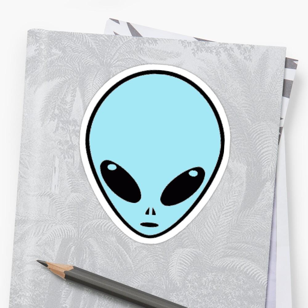 Alien head by adigiuseppe
