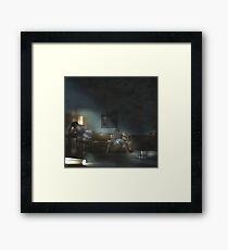 Room 205 Framed Print