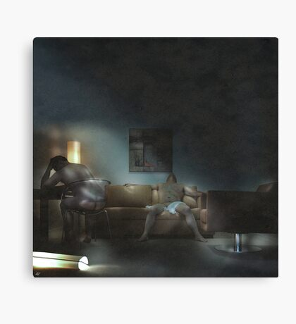 Room 205 Canvas Print