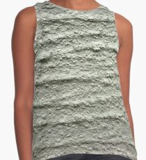 Gray, rough, wavy surface Contrast Tank