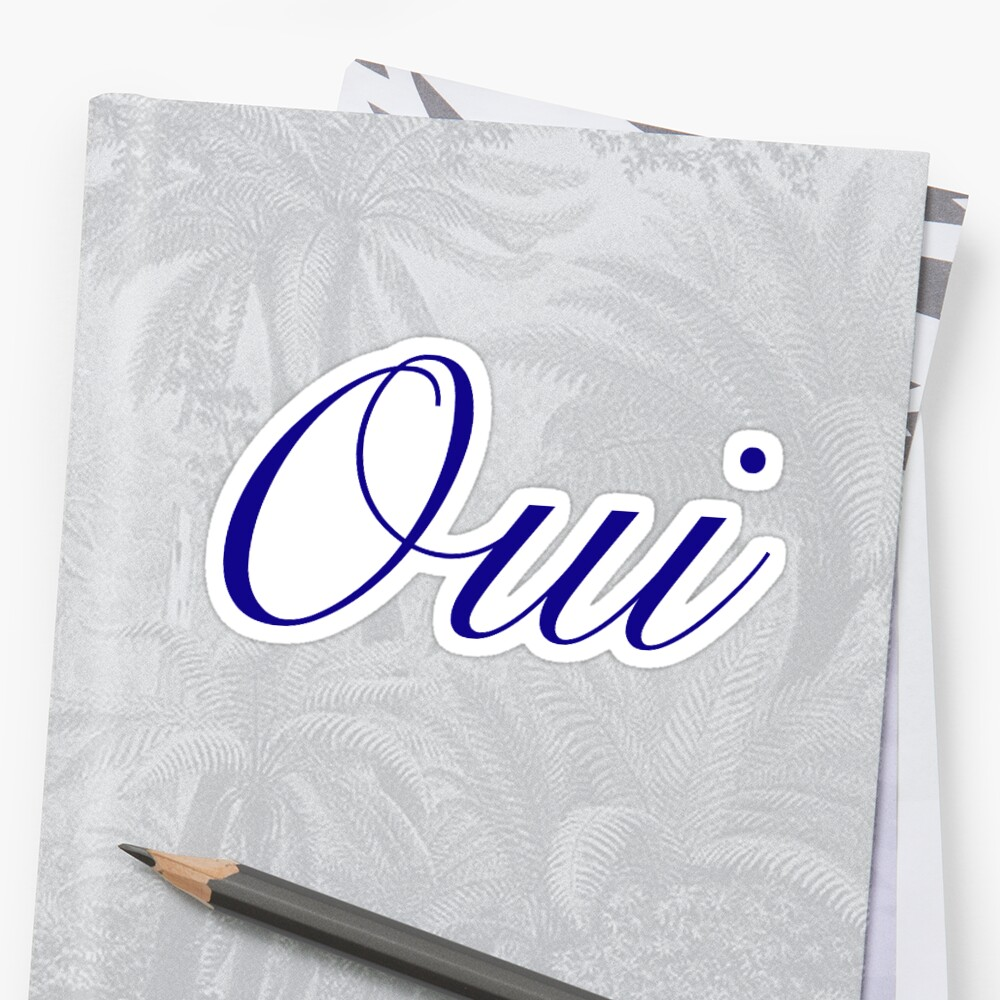 Oui by adigiuseppe