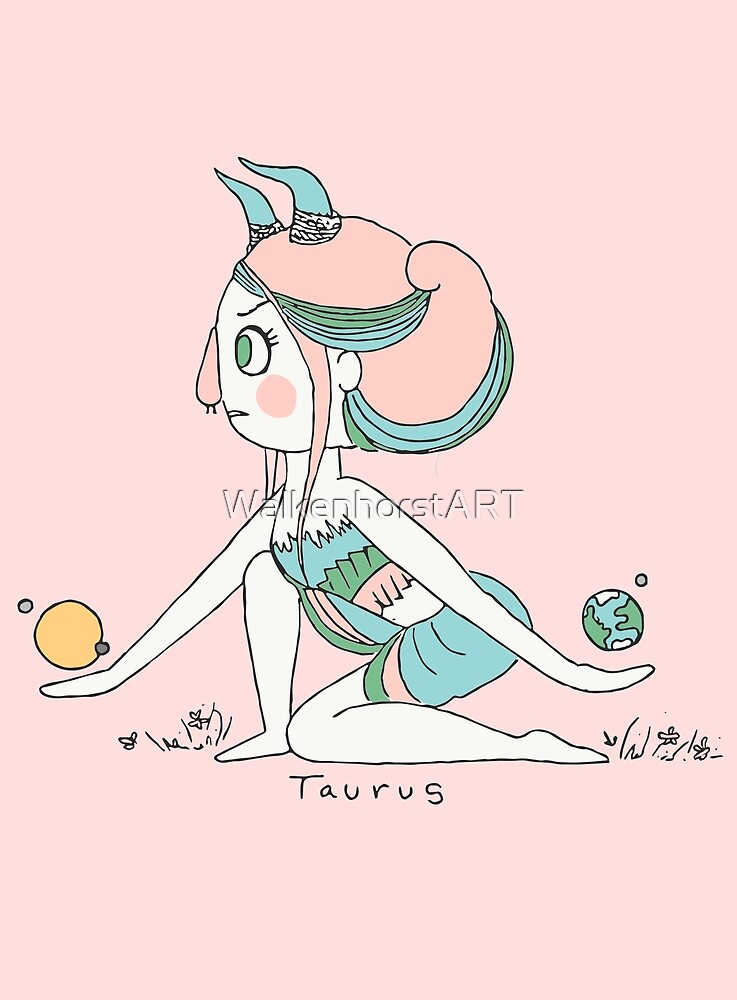 Taurus by WalkenhorstART
