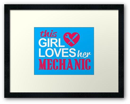 This Girl Loves Her Mechanic! by flipper42
