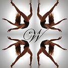 The Wilde Dance logo by Julian Wilde