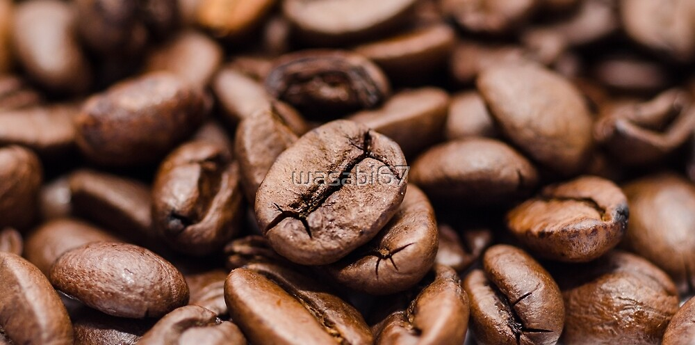Coffee Beans by wasabi67