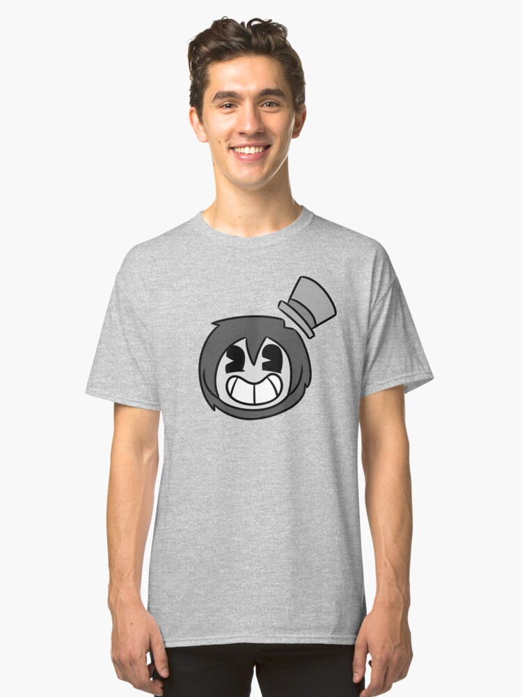 Creator and Co. - Head Shot Classic T-Shirt Front