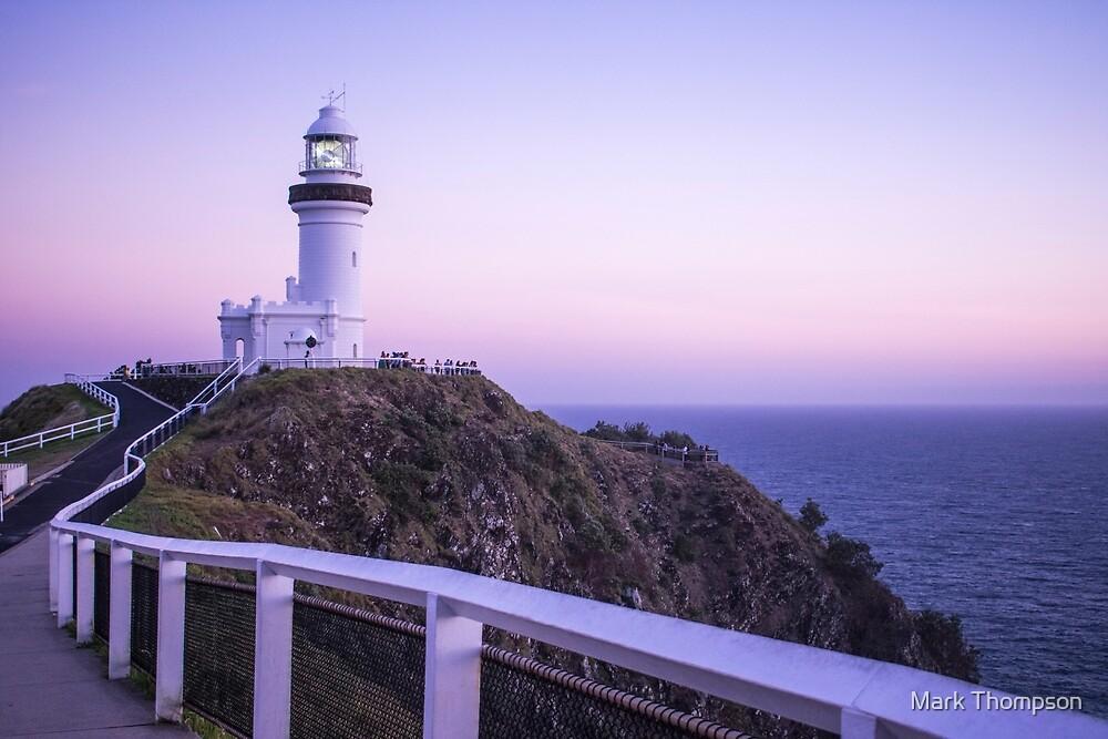 Byron Bay Lighthouse by mark thompson