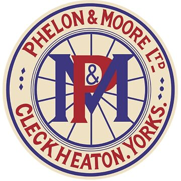 PHELON AND MOORE VINTAGE MOTORYCLE SHIRT by cseely