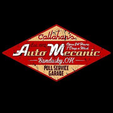 Callahan's Auto Mechanic by trev4000