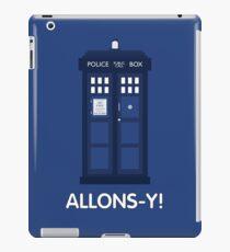 Doctor Who Police Call Box iPad Case/Skin