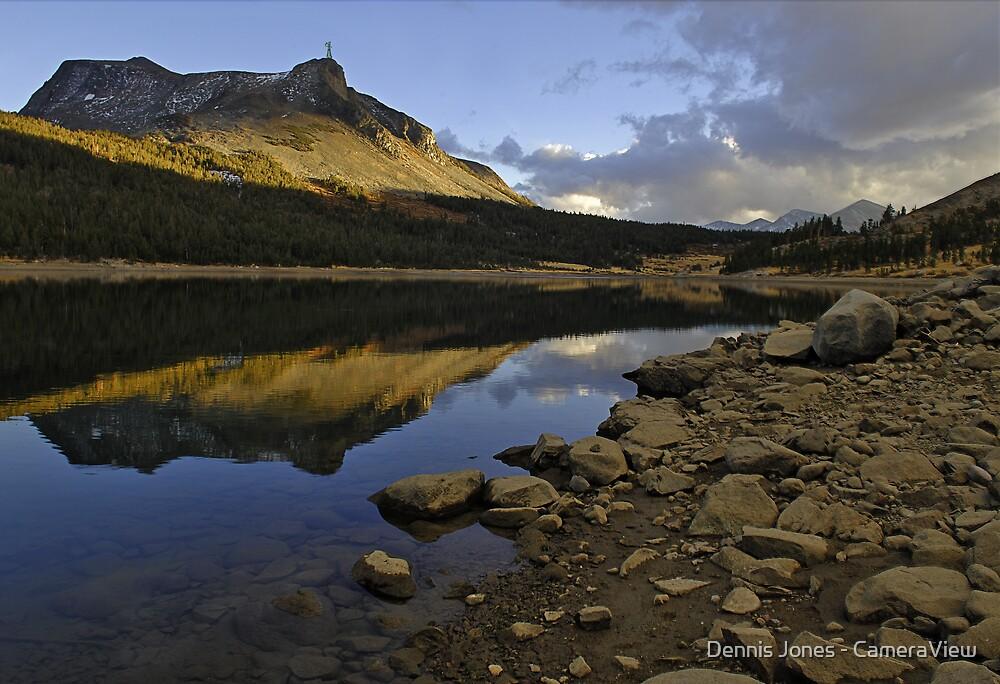 Tioga Lake, Yosemite National Park by Dennis Jones - CameraView