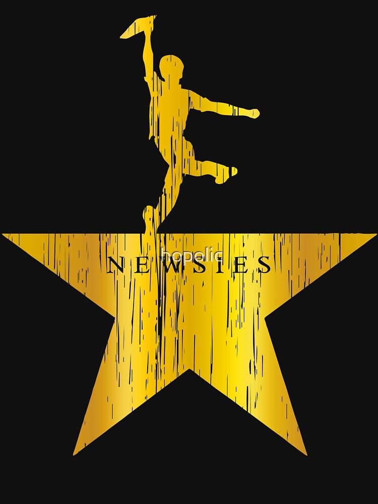 newsies by hopolic