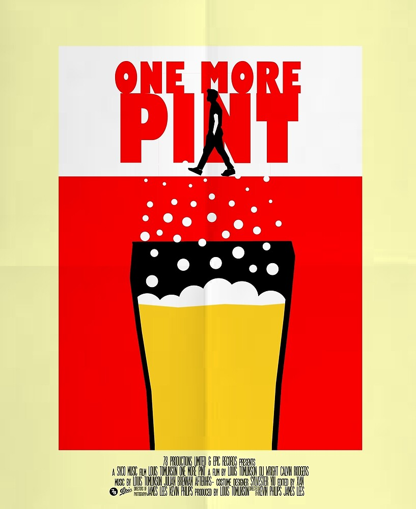 One More Pint by givunchymerch