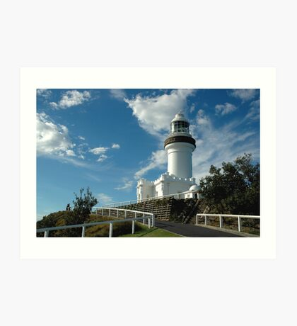 ~Byron Bay Lighthouse~ Art Print