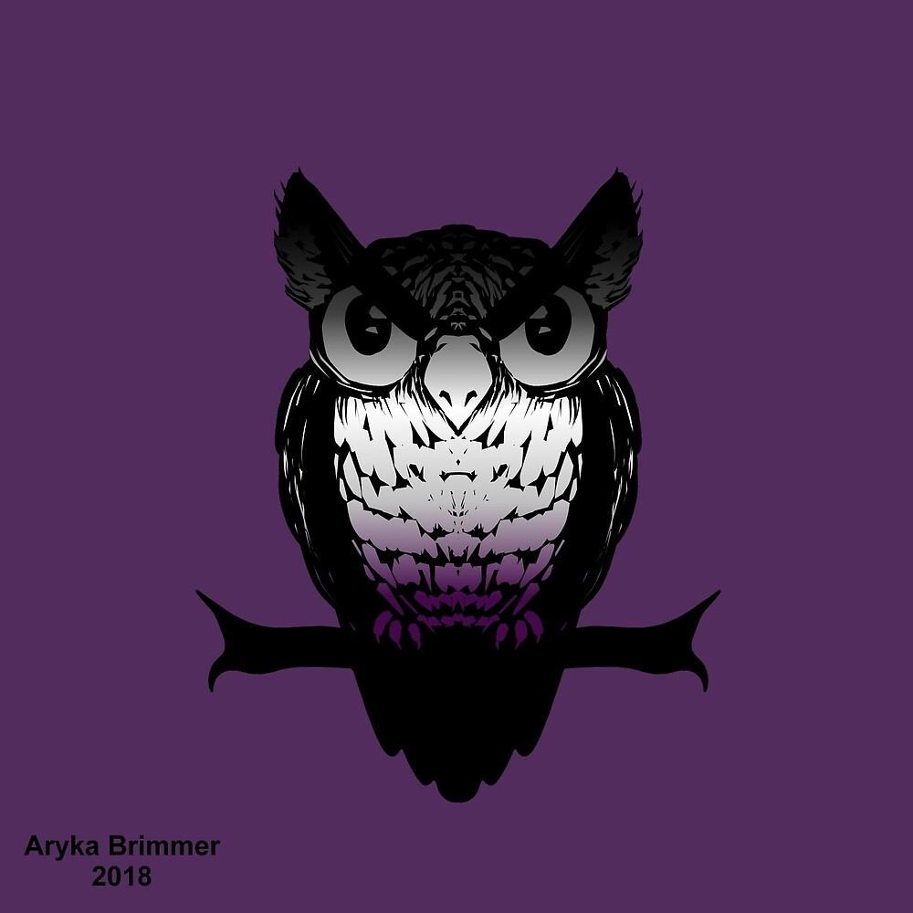 Ace Owl by Aryka Brimmer
