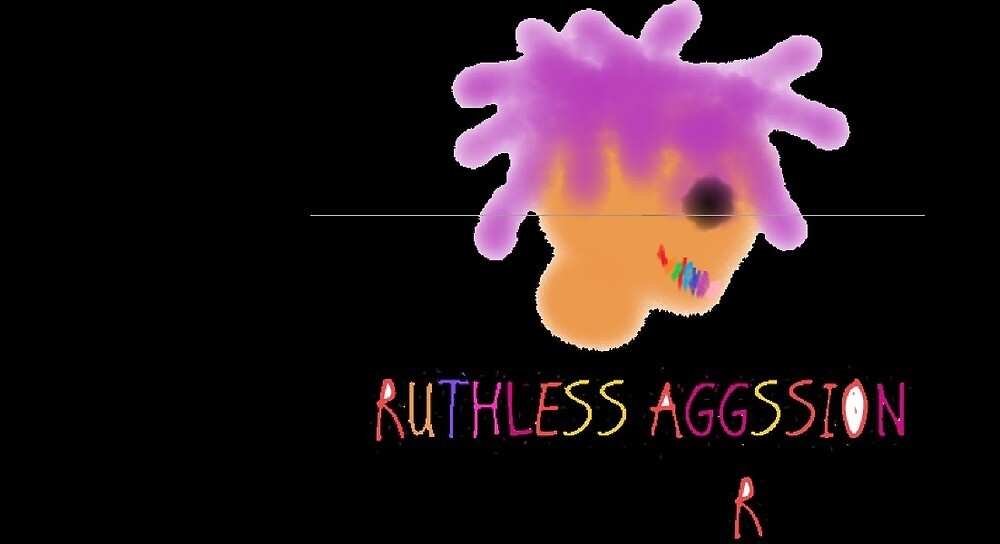 RUTHLESS AGGRESSION by hyer3000