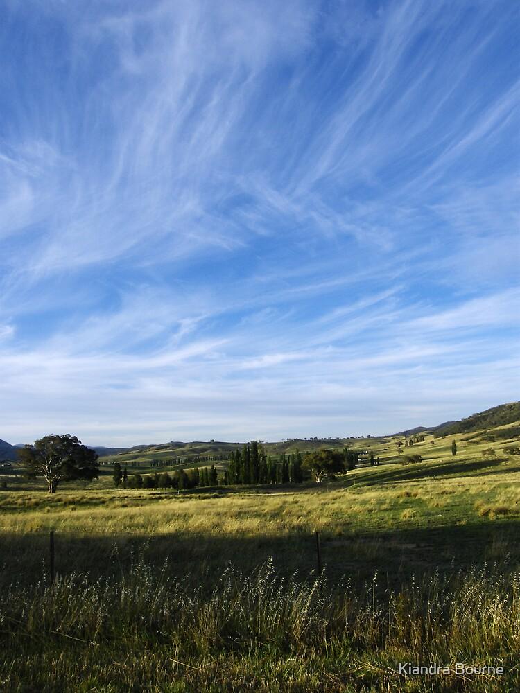 Open Sky by Kiandra Bourne