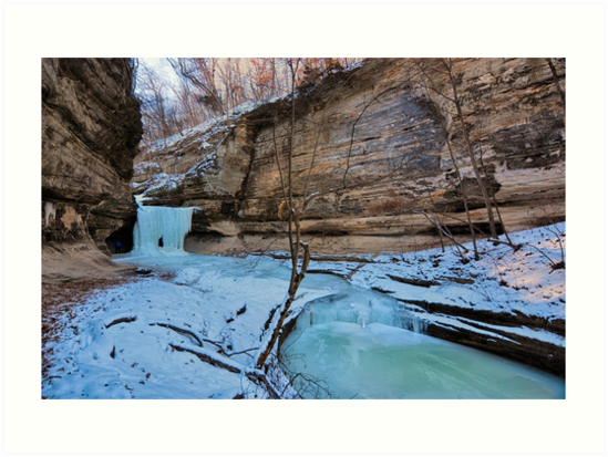 The Glory of LaSalle Canyon by kendoman26
