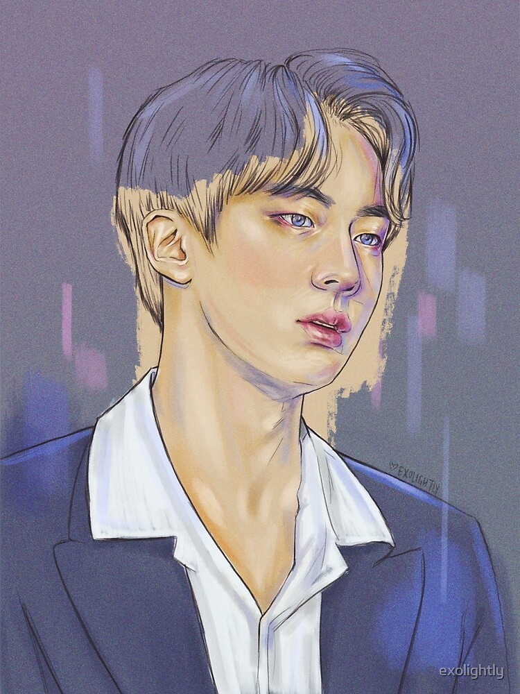 MAYBE | JIN by exolightly