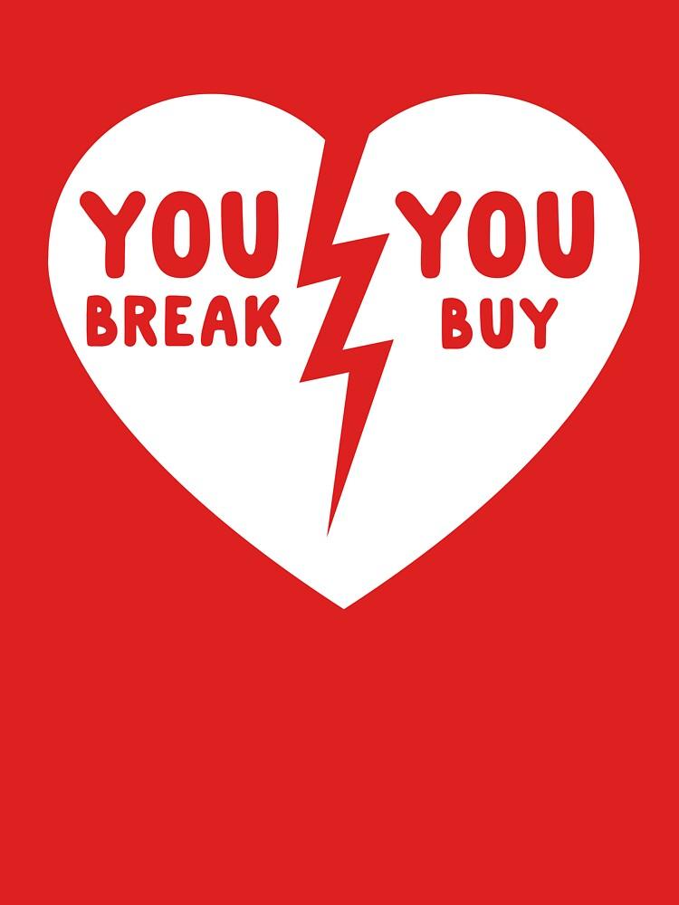 You Break You Buy by wondrous