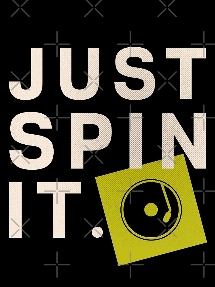 Just Spin It by BeArts