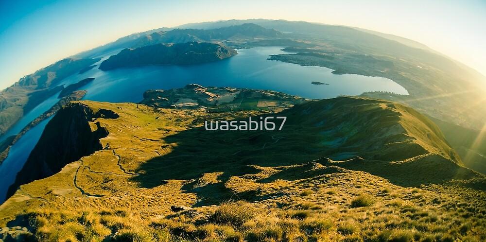 Aerial Landscape by wasabi67