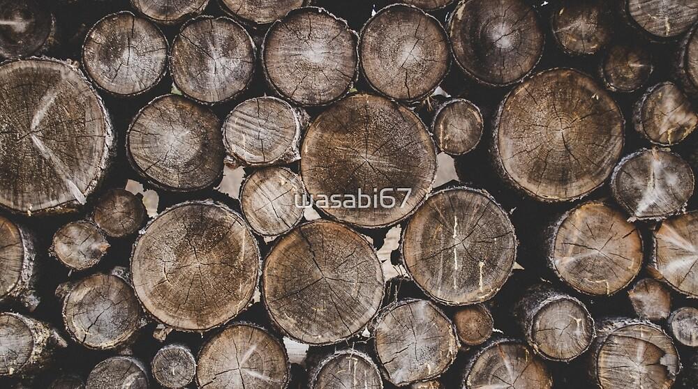 Log Pile Pattern by wasabi67