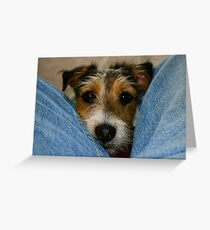 I'm Right Here! Greeting Card