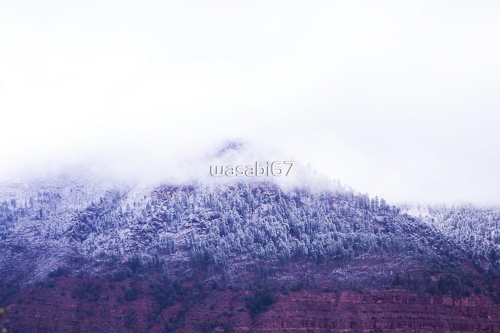 Purple Mountain by wasabi67