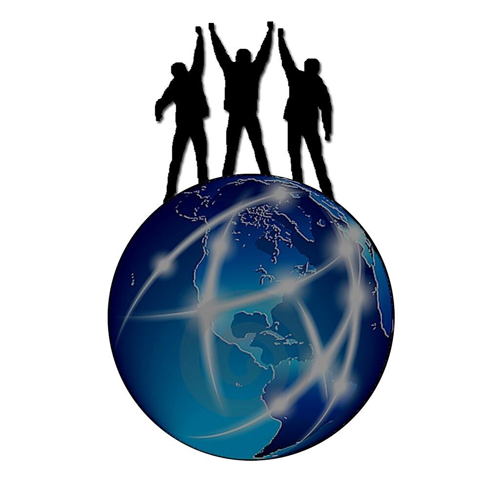 Unite the World by Muhammed Zubani