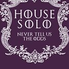 House Solo (white text) by houseorgana